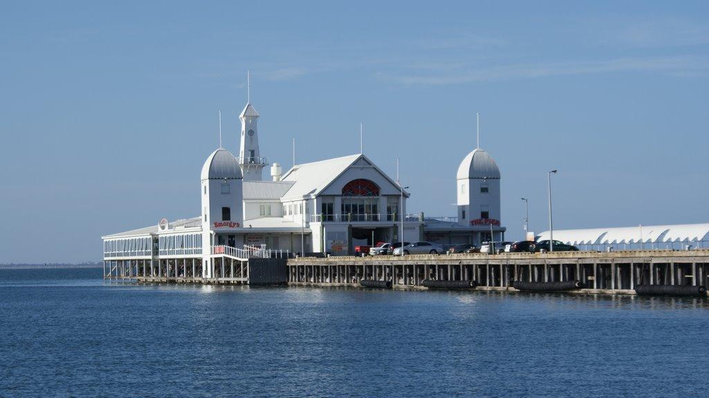 Cunningham Pier, Гилонг