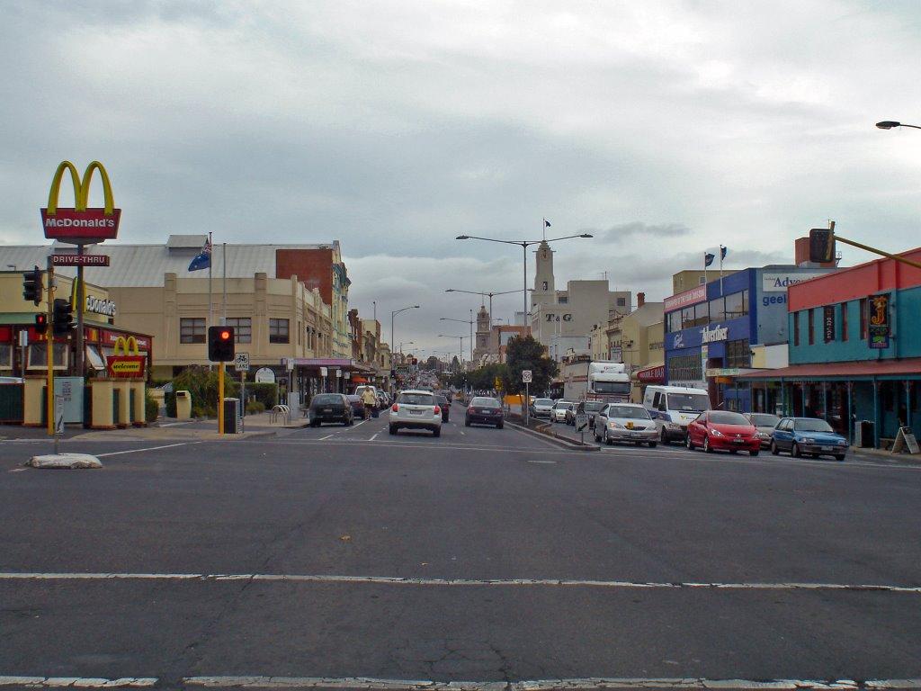 Ryrie Street, Geelong, Гилонг
