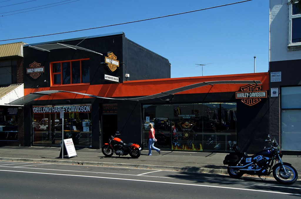 Geelong Harley Davidson (2011), Гилонг