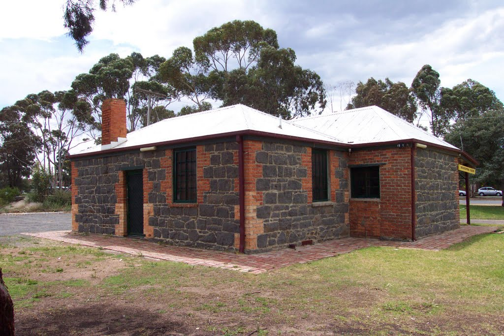 Raglans Cottage, Мелтон