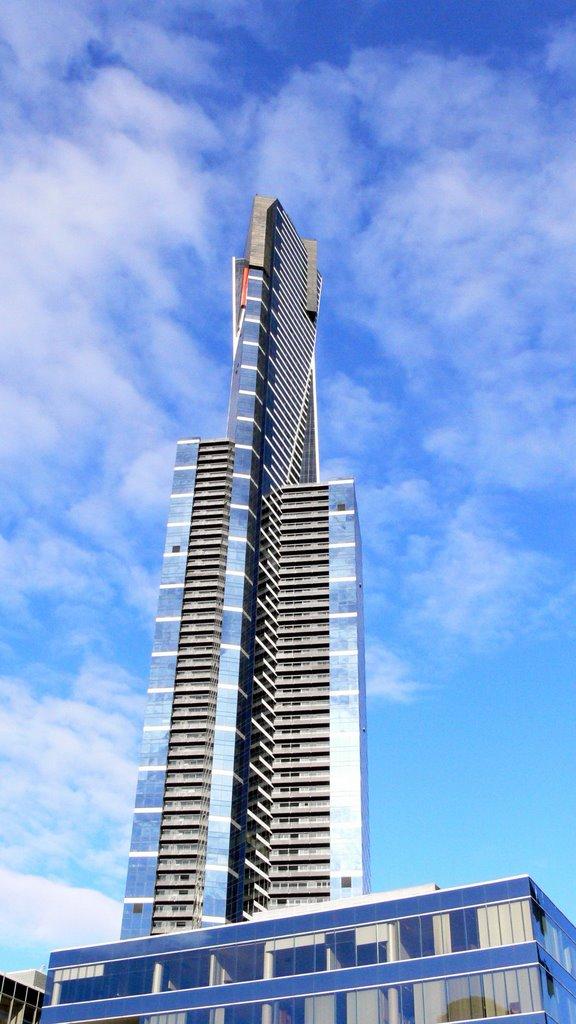 Eureka Skydeck 88, Мельбурн