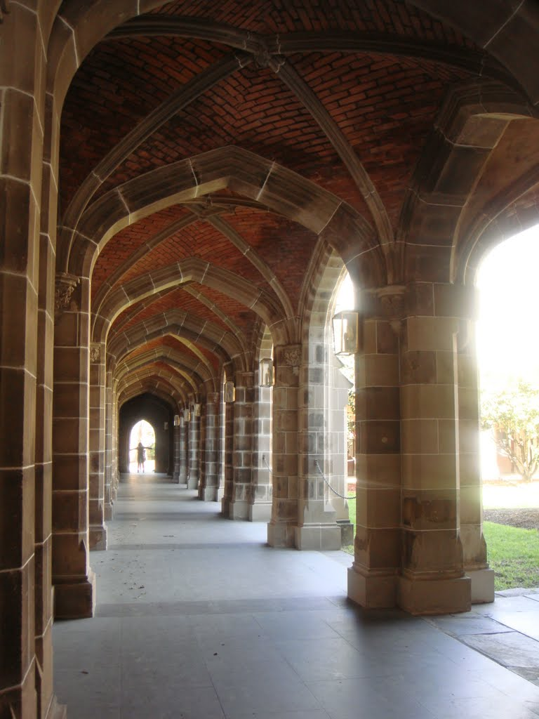 Melbourne Uni., Мельбурн