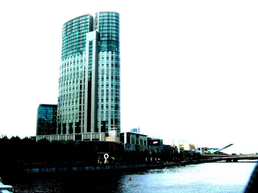 Crown Casino - Melbourne, Victoria, Мельбурн