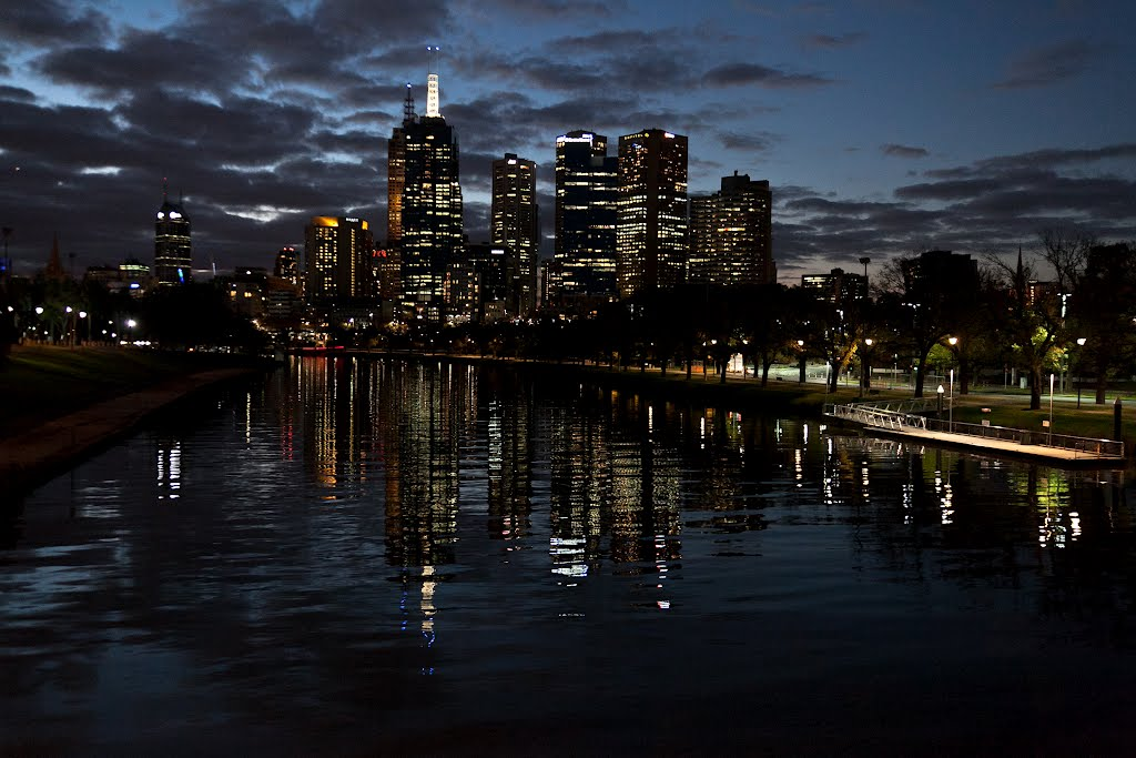 City Lights, Мельбурн
