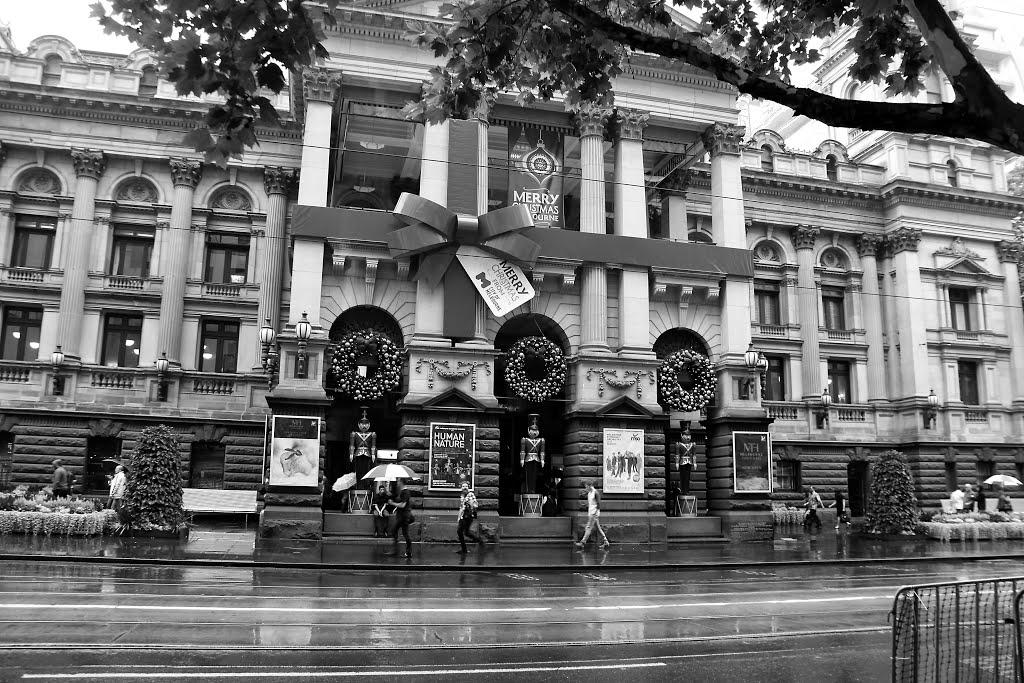 Melbourne Town Hall, Мельбурн