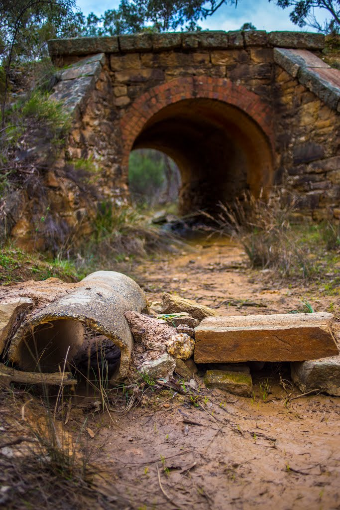 Spring Gully tunnel, Милдура