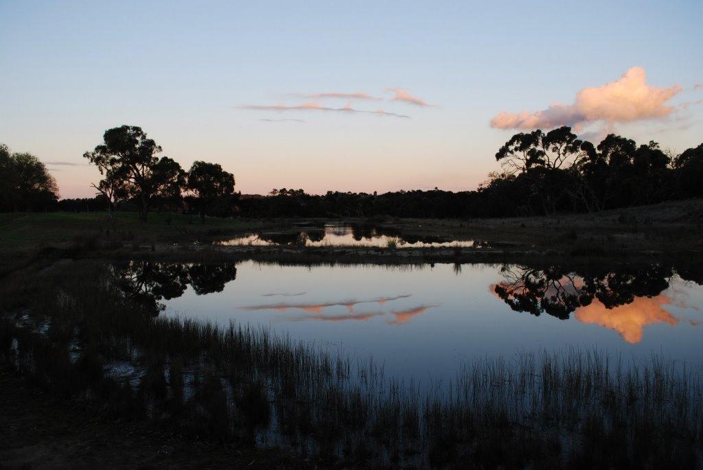 Historic Railway Reservoir Reserve, Traralgon, Траралгон