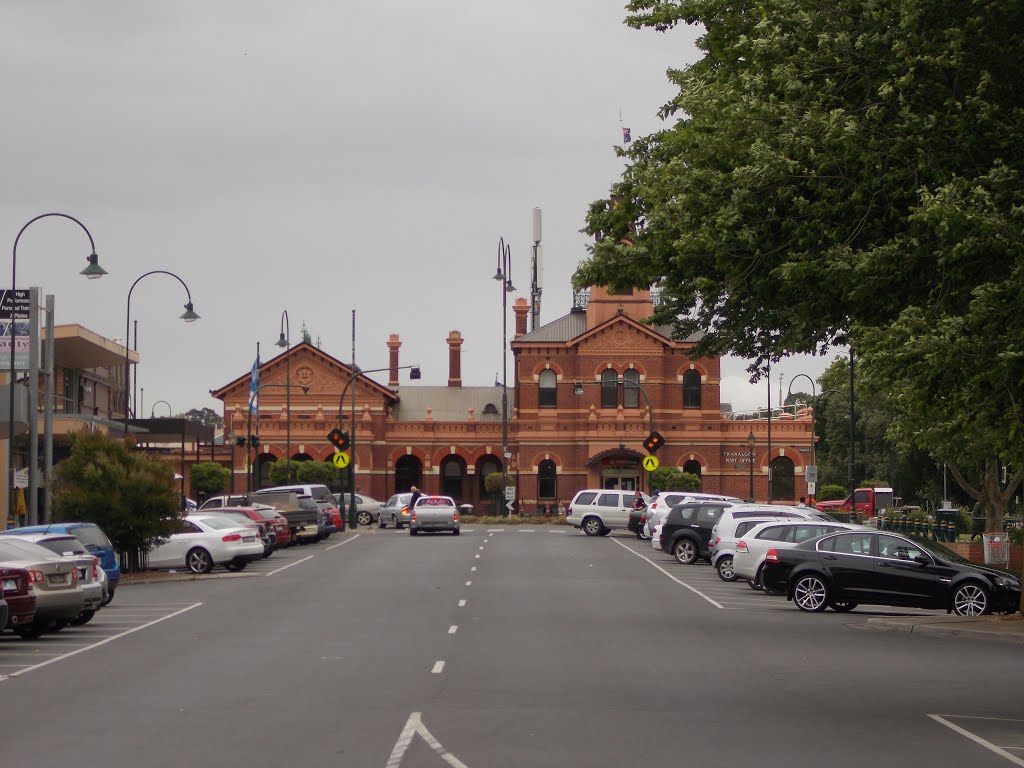 Traralgon Post Office and Courthouse, Траралгон