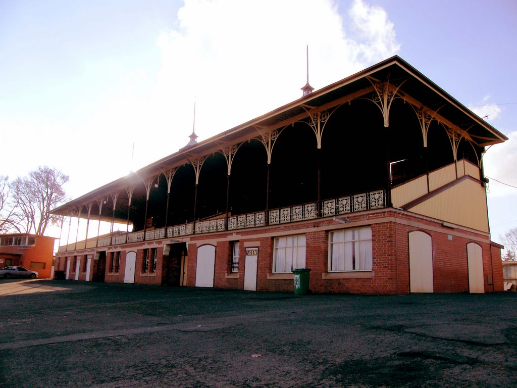 City Oval Grandstand - Ballarat, Балларат