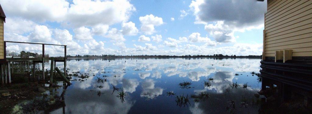 Lake Wendouree, Ballarat, Victoria, Балларат