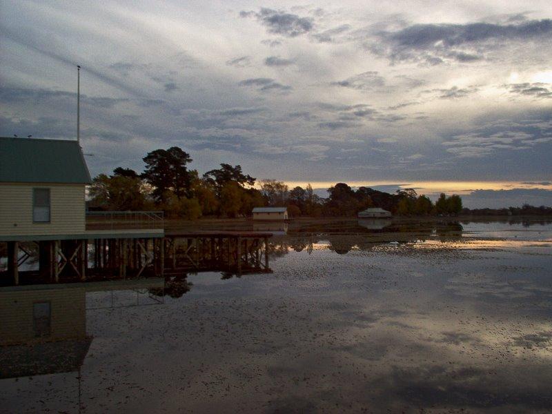 Lake, Балларат