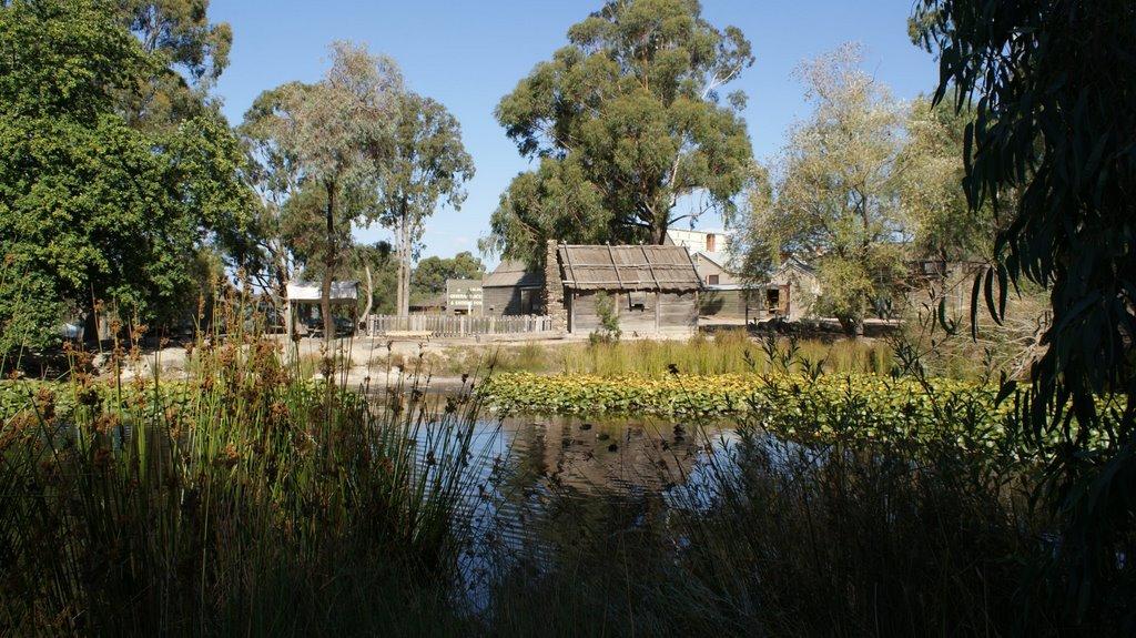 Sovereign Hill - Ballarat, Балларат