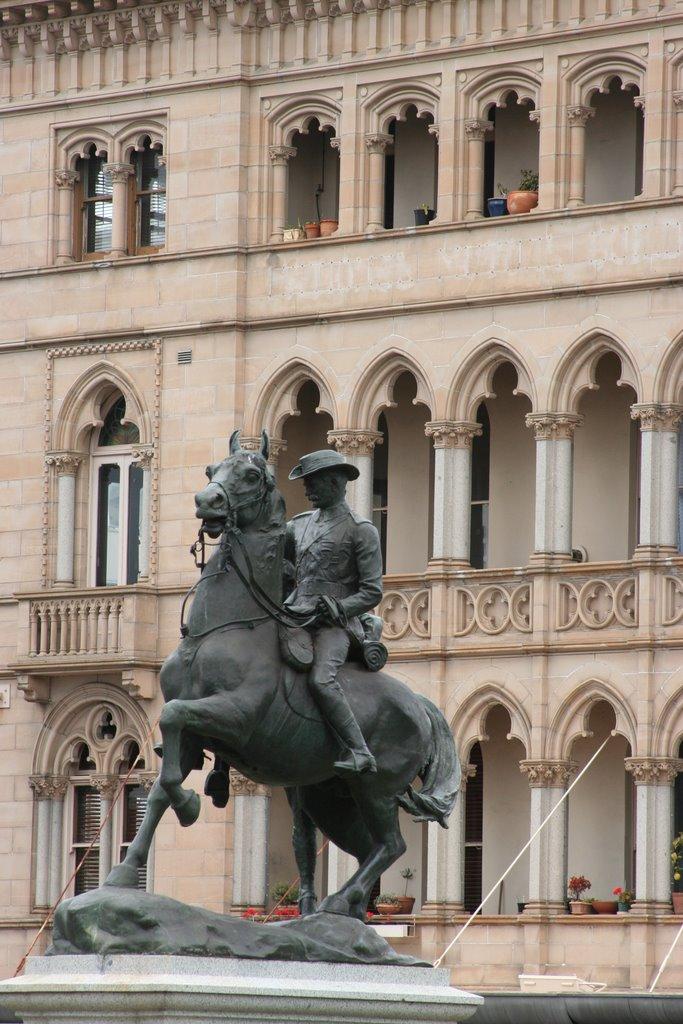 Boer war memorial - Ballarat, Балларат
