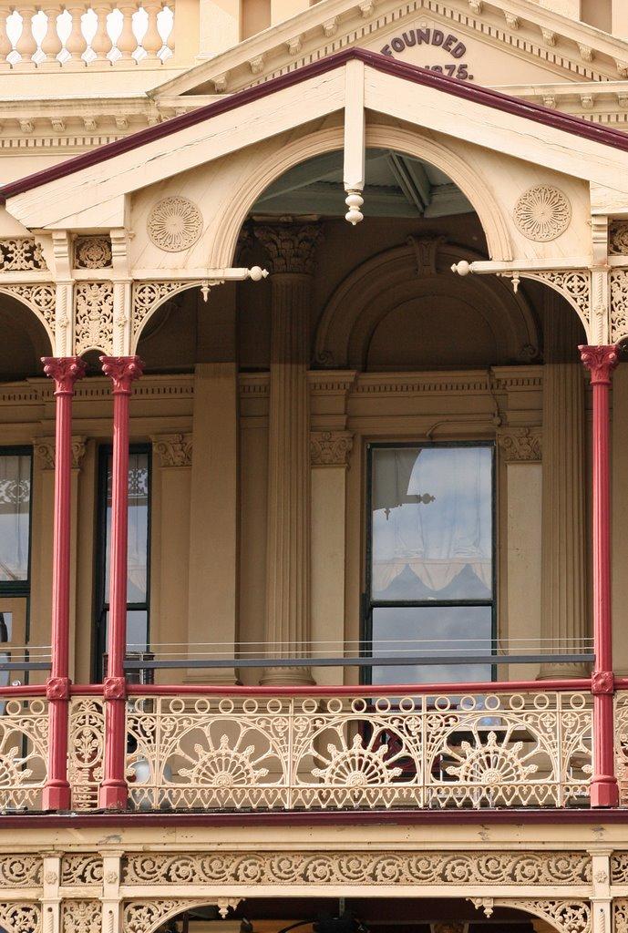 Alexandria Tea Rooms - Lydiard street Ballarat, Балларат