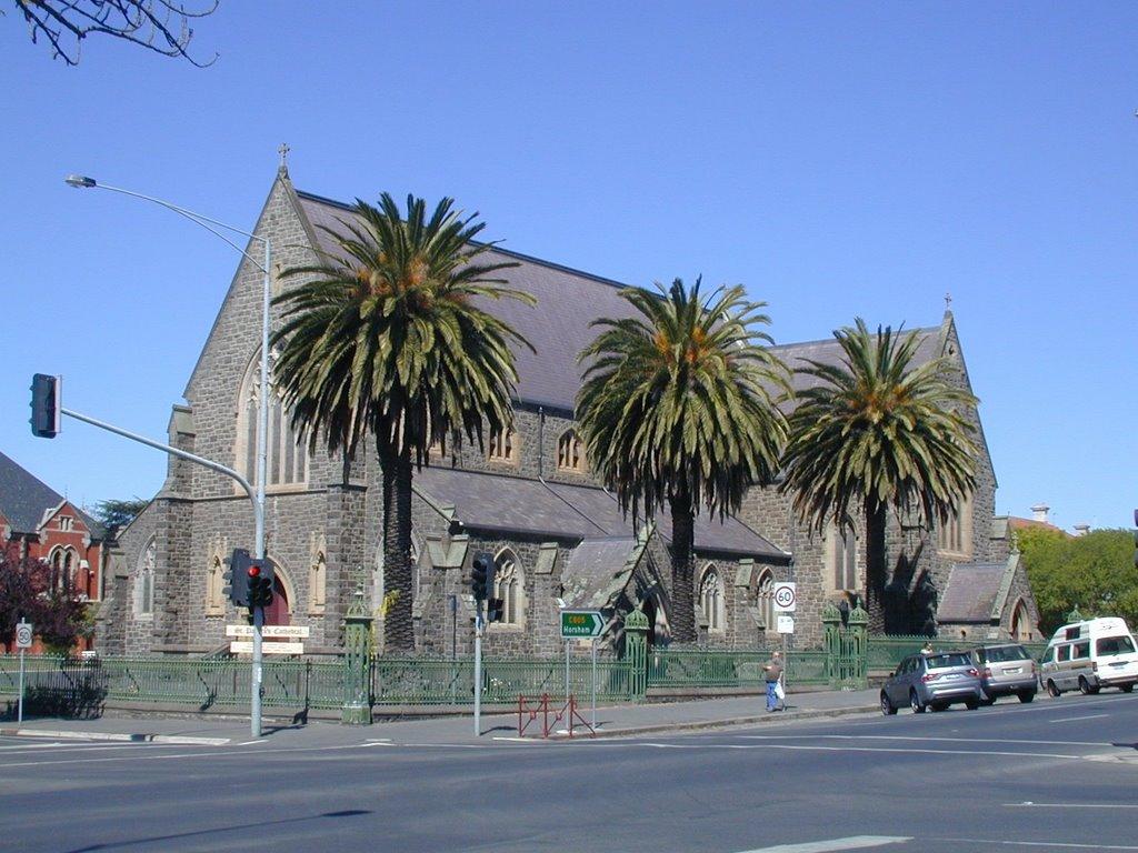 St Patricks Cathedral, Ballarat, VIC, Балларат