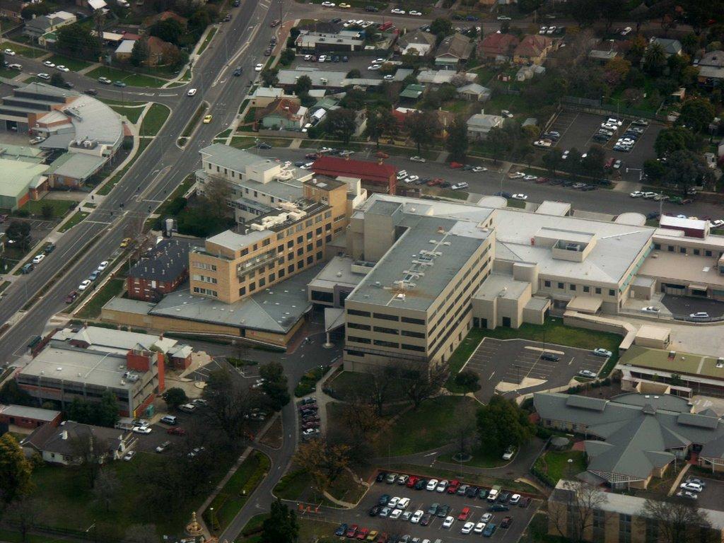 Bendigo Hospital - 2004, Бендиго