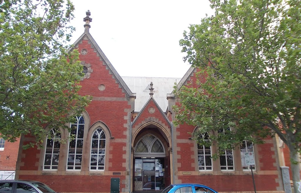 Anglican Church offices, Бендиго