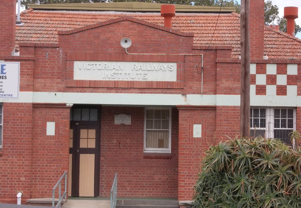 Railways Institute Hall, Бендиго
