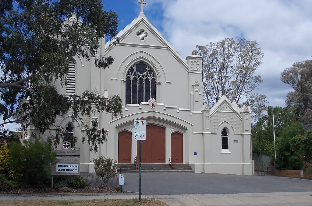 St Andrews Uniting Church, Бендиго