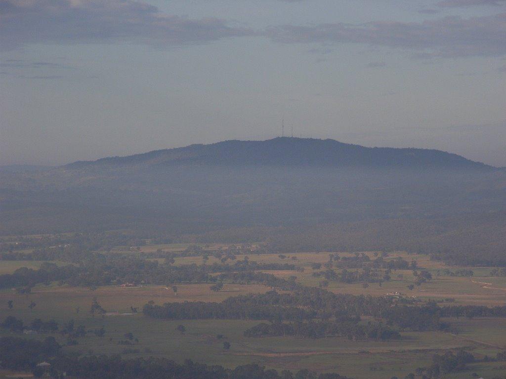Mount Alexander from Axe Creek, Варрнамбул