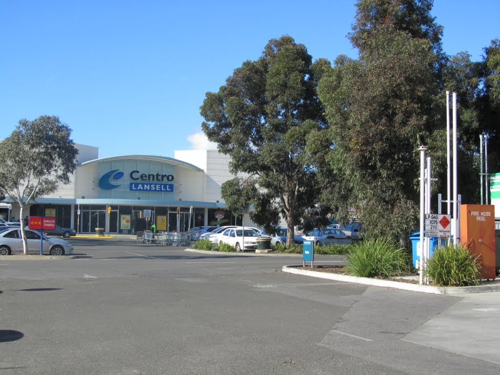 Centro Lansell Shopping Center, Bendigo, Australia - 2010., Варрнамбул