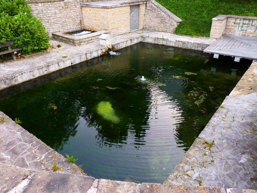 Source de la Semois, Арлон