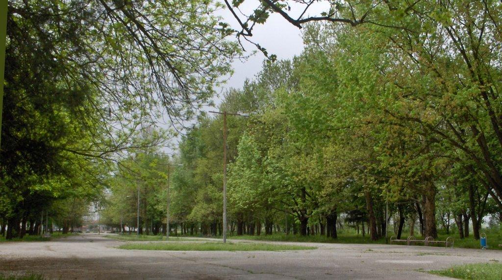 Park, Елхово