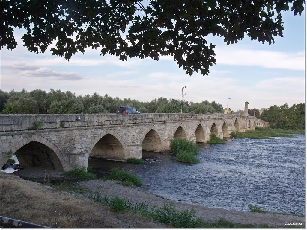 Old Bridge / Старият мост, Свиленград
