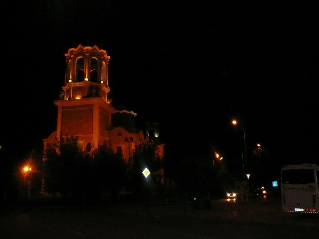 Черквата Света Троица - или Черквата на Кольо Фичето, Свиштов