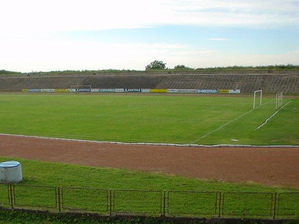 Stadion Akademik, Свиштов