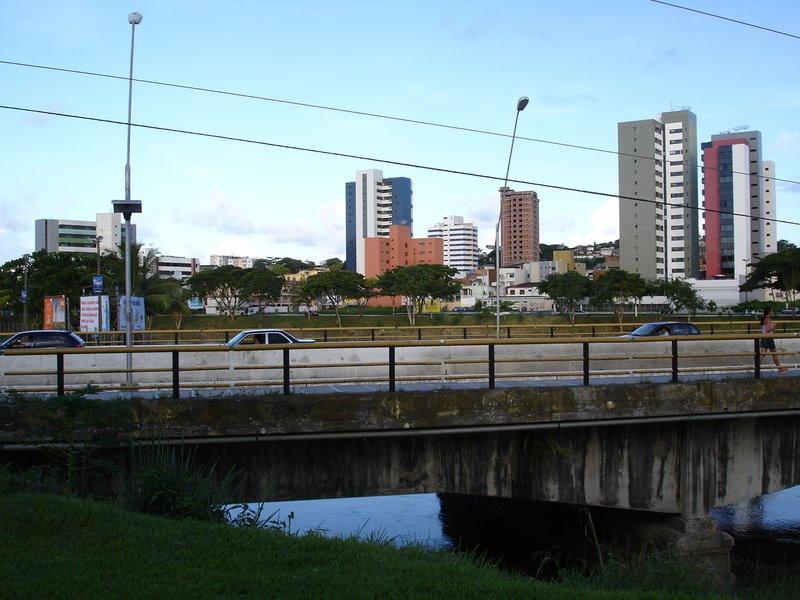 Ponte do São Caetano, Итабуна