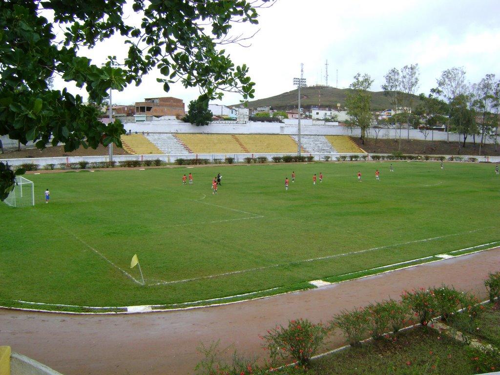 Estádio Municipal de Itapetinga, Итапетинга