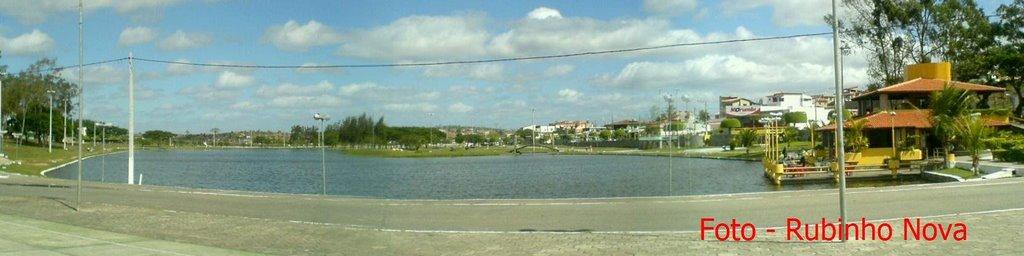 LagoaDia_Panoramica, Итапетинга