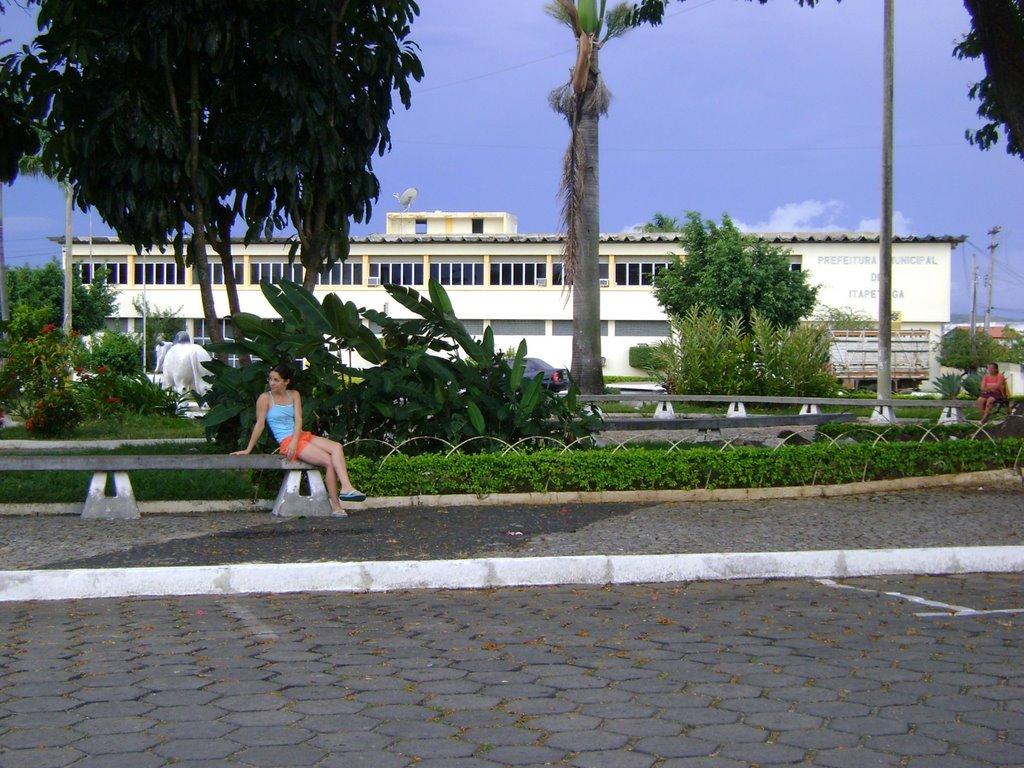 Praça Dairy Valley (Praça do Boi), Итапетинга