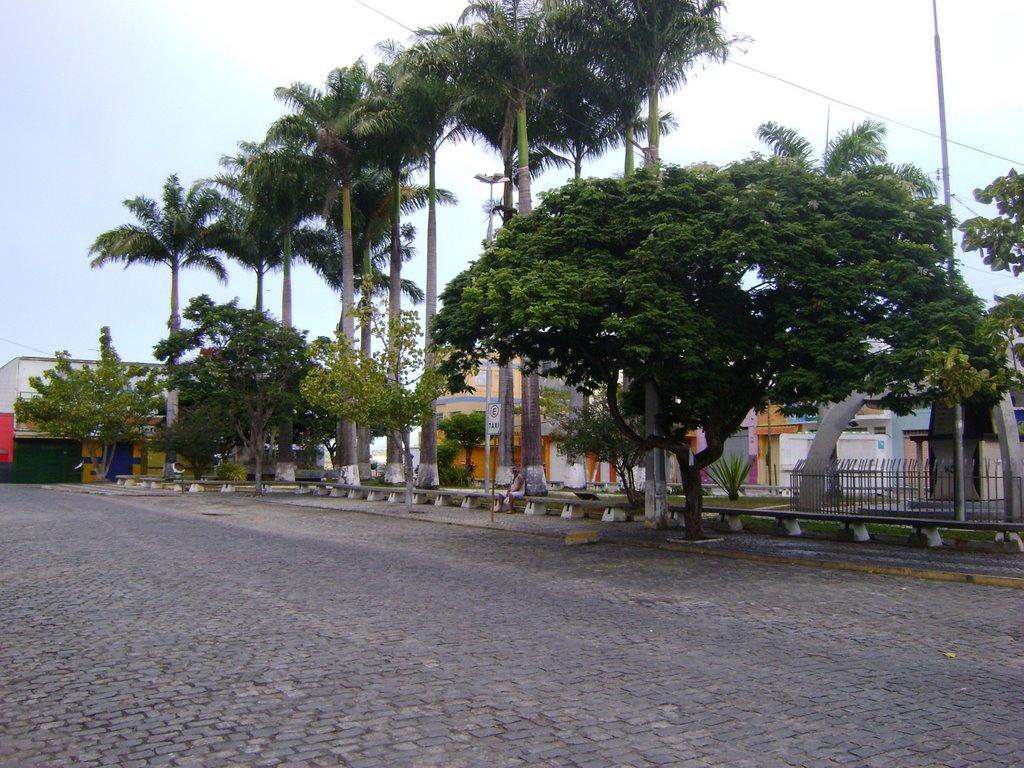 Praça da Bandeira, Итапетинга