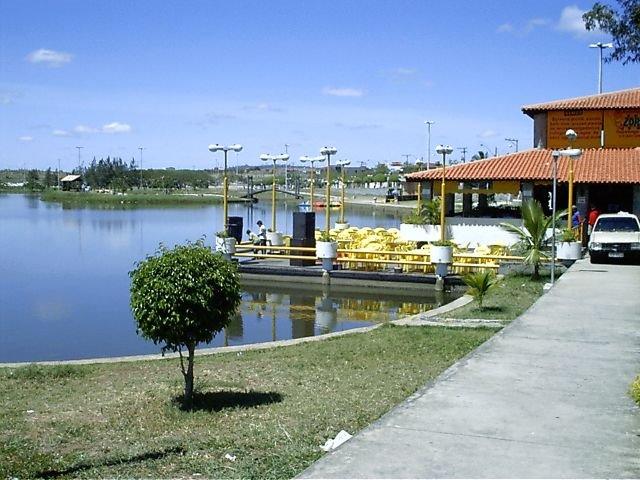 Parque da Lagoa, Итапетинга