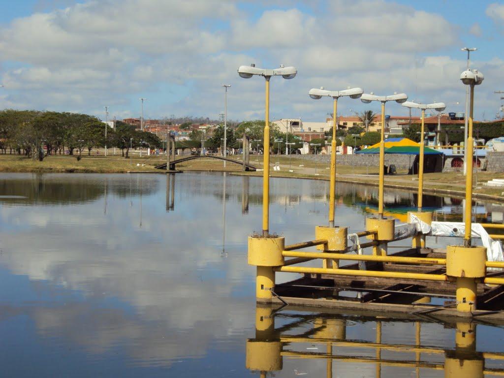 lagoa de itapetinga, Итапетинга