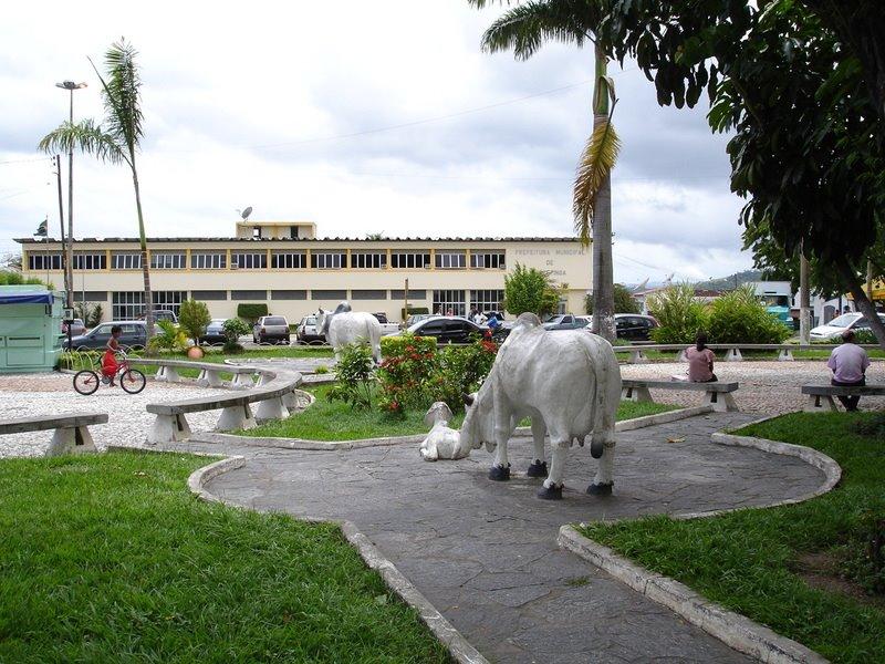 Praça Dairy Walley (2008 - Copyright Cerrado), Итапетинга