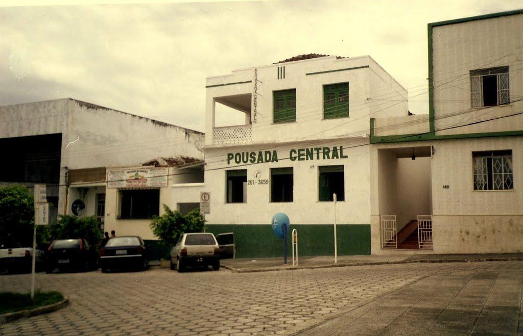 Pousada Central, Итапетинга
