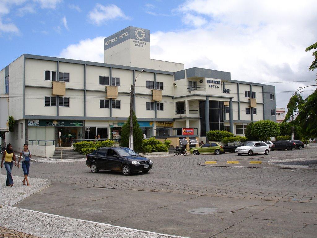 Hotel Goytacaz, Итапетинга