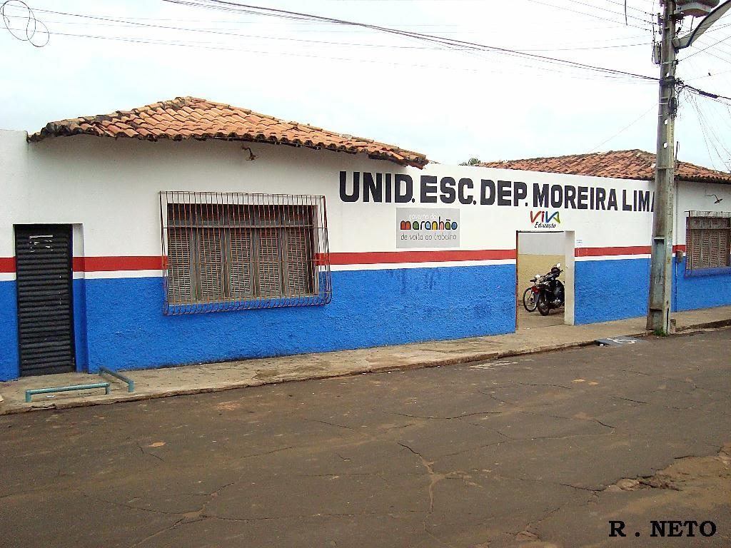 UNIDADE ESCOLAR MOREIRA LIMA EM S . DOMINGOS - MA BRASIL, Кахиас