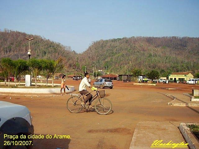 Arame  - MA ~ WLuiz, Кахиас