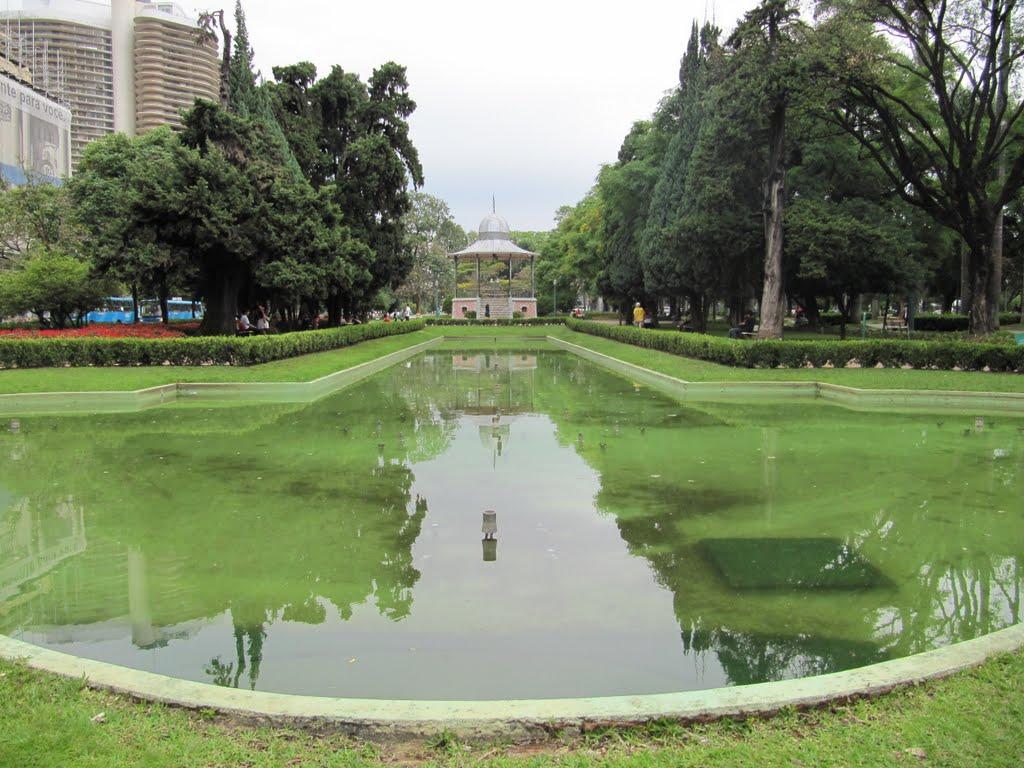 Praça da Liberdade - Belo Horizonte - MG, Белу-Оризонти