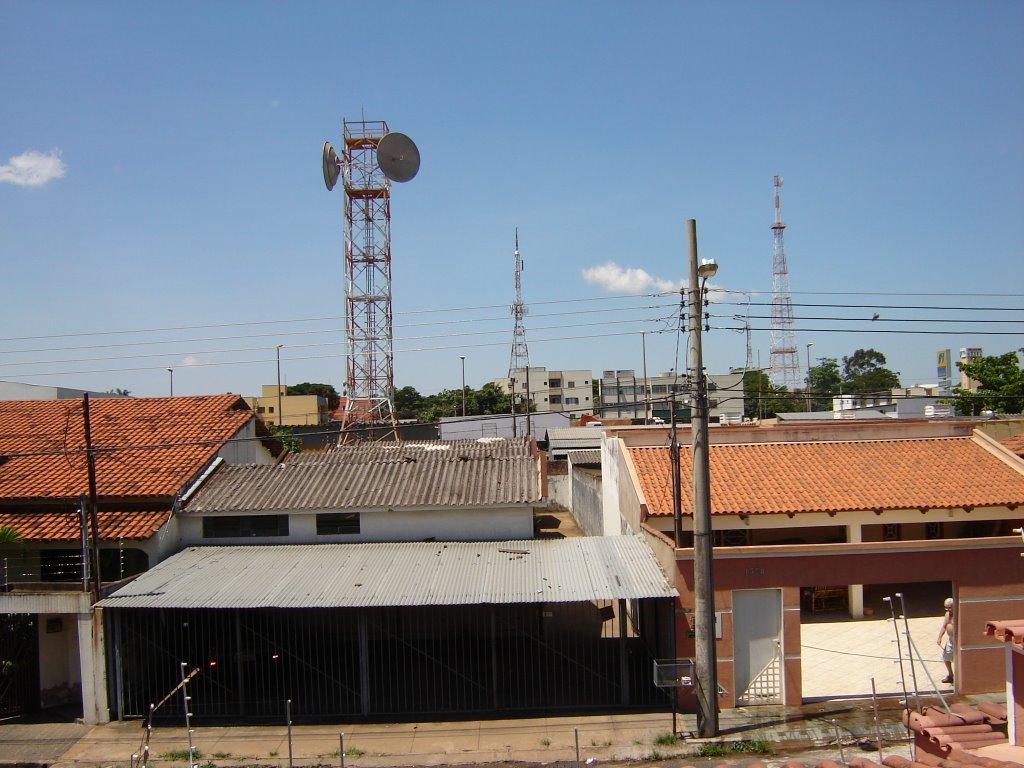 Vista do quarto da Casa da Vó Lourdes, Катагуасес