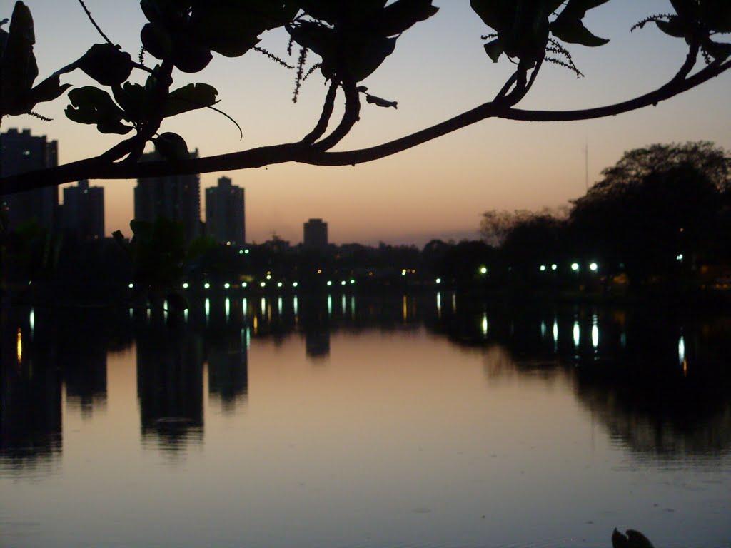 Fim de tarde - Londrina PR, Лондрина