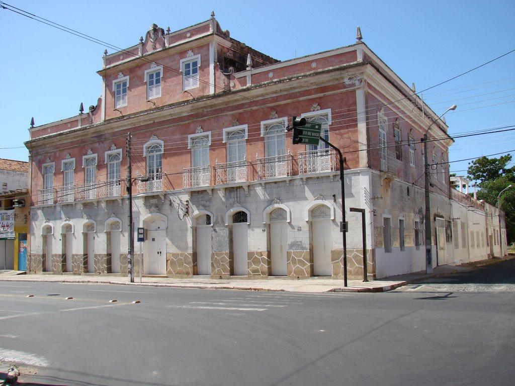 Casa Inglesa Parnaiba, Парнаиба