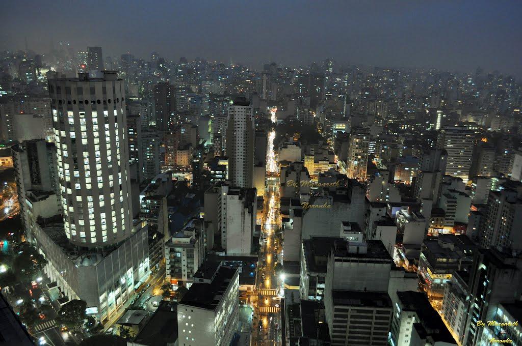 Vista parcial de São Paulo-Brasil, Арараквира