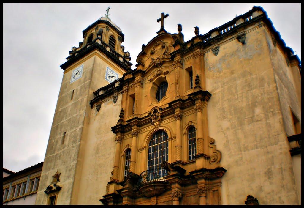 Igreja Nossa Senhora do Carmo - São Paulo - BRASIL., Сан-Бернардо-ду-Кампу