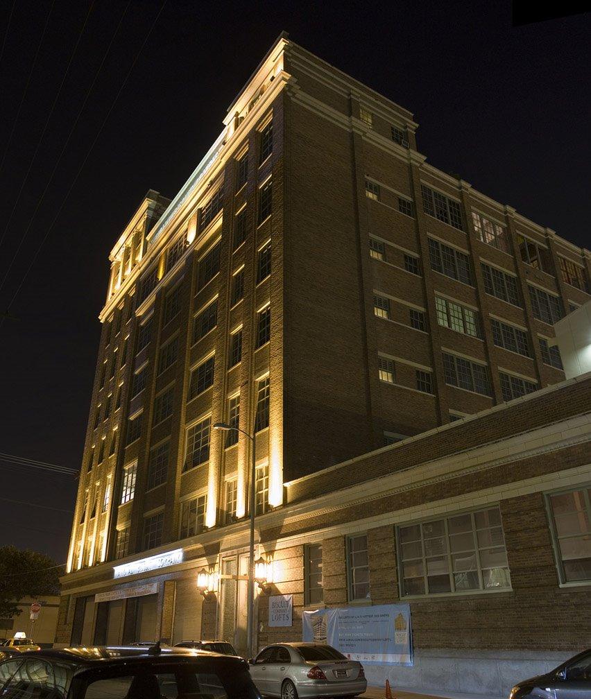Biscuit Building Lofts, Лос-Анджелес