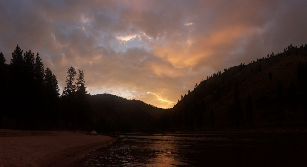 Sunrise on the Salmon River, Барли